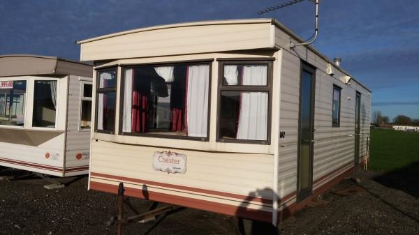 Popular Cheap Static Caravan For Sale 4995 Skegness Ingoldmells Chapel
